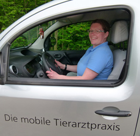 Die mobile Tierarztpraxis